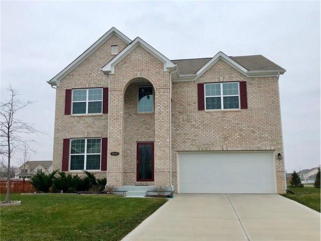 8419 Vyners Lane, Avon, IN 46123 (MLS #21528608) :: Indy Plus Realty Group- Keller Williams
