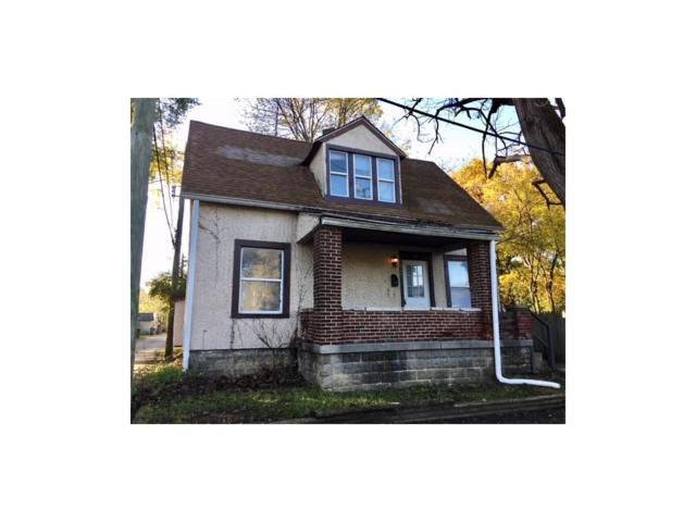 2821 E 13th Street, Indianapolis, IN 46201 (MLS #21528633) :: Indy Scene Real Estate Team