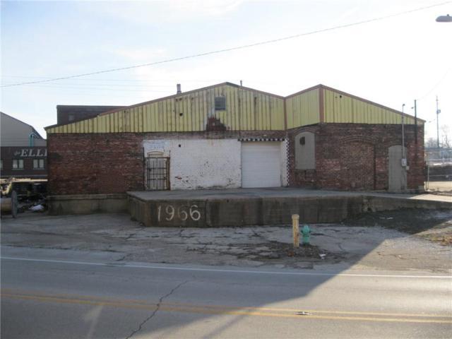 1966 S Meridian Street, Indianapolis, IN 46225 (MLS #21528641) :: Len Wilson & Associates