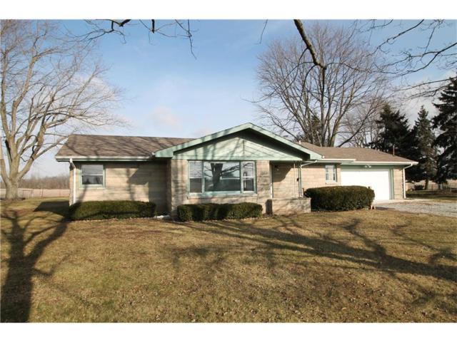 1284 E 600 N, Alexandria, IN 46001 (MLS #21528679) :: The ORR Home Selling Team