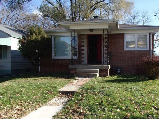 1705 Winfield Avenue, Indianapolis, IN 46222 (MLS #21528711) :: Mike Price Realty Team - RE/MAX Centerstone