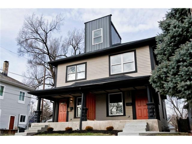 816 Parkway Avenue, Indianapolis, IN 46203 (MLS #21528720) :: Mike Price Realty Team - RE/MAX Centerstone