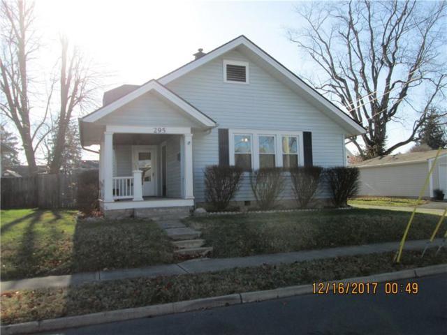 295 Herriott Street, Franklin, IN 46131 (MLS #21528766) :: Indy Plus Realty Group- Keller Williams