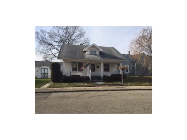 1211 Fletcher Street, Anderson, IN 46016 (MLS #21528788) :: Len Wilson & Associates