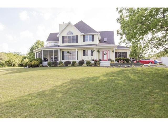8651 S County Road 600 E, Selma, IN 47383 (MLS #21528838) :: The ORR Home Selling Team
