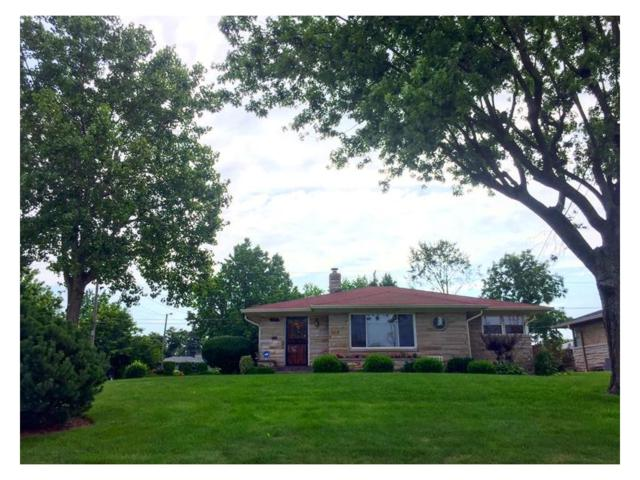 1061 N Layman Avenue, Indianapolis, IN 46219 (MLS #21528953) :: Mike Price Realty Team - RE/MAX Centerstone