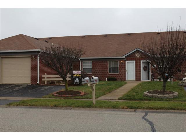 118 Andrews Boulevard #12, Plainfield, IN 46168 (MLS #21529139) :: Indy Scene Real Estate Team