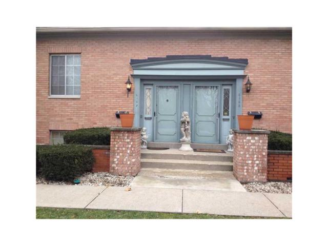 5155 N Arlington Avenue E, Indianapolis, IN 46226 (MLS #21529167) :: The ORR Home Selling Team