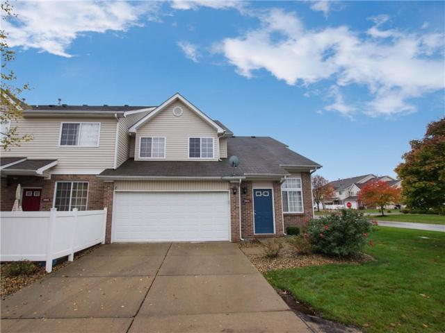 5931 Marina View Lane, Indianapolis, IN 46237 (MLS #21529203) :: The Evelo Team
