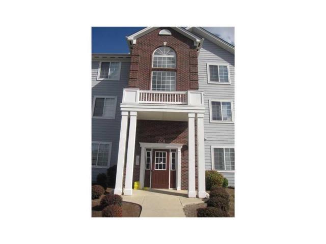 6231 Amber Creek Lane #102, Indianapolis, IN 46237 (MLS #21529334) :: FC Tucker Company