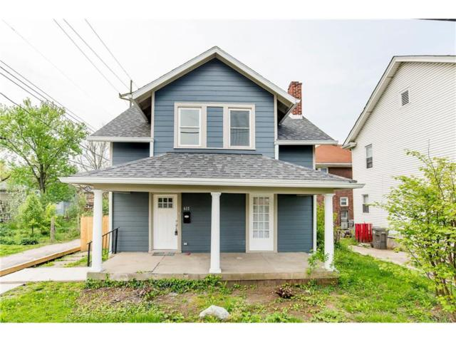 611 E 34TH Street, Indianapolis, IN 46205 (MLS #21529383) :: Indy Scene Real Estate Team
