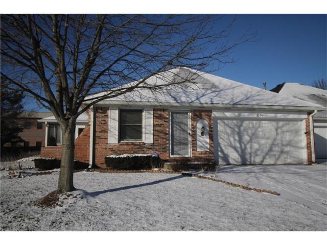 1294 Holiday Lane W, Brownsburg, IN 46112 (MLS #21529466) :: Indy Scene Real Estate Team