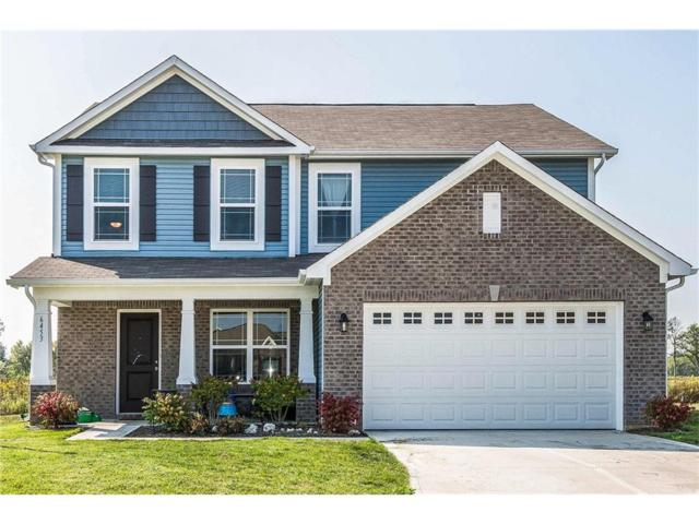 6453 W Whiteside Court, Greenfield, IN 46140 (MLS #21529570) :: The Evelo Team