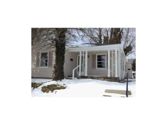 143 N 6th Street, Middletown, IN 47356 (MLS #21529593) :: The ORR Home Selling Team