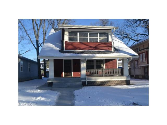 3335 N Park Avenue, Indianapolis, IN 46205 (MLS #21529705) :: Indy Scene Real Estate Team