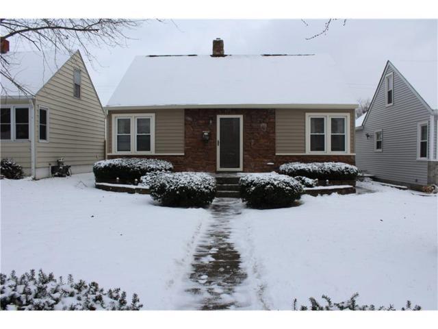 139 N 9th Avenue, Beech Grove, IN 46107 (MLS #21529972) :: Indy Scene Real Estate Team