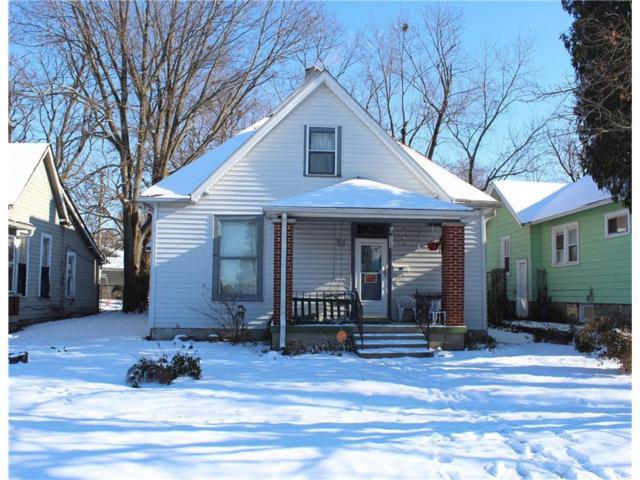 327 N Colorado Avenue, Indianapolis, IN 46201 (MLS #21530065) :: Indy Scene Real Estate Team