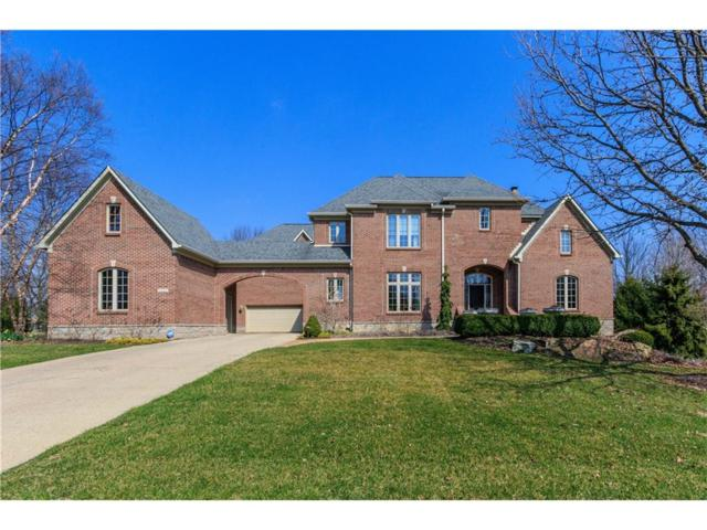 10192 Hickory Ridge Drive, Zionsville, IN 46077 (MLS #21530075) :: The ORR Home Selling Team