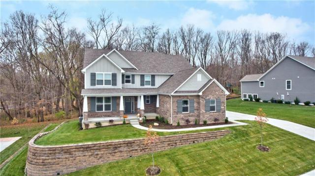 11350 Sea Side Drive, Fishers, IN 46040 (MLS #21530093) :: The Indy Property Source