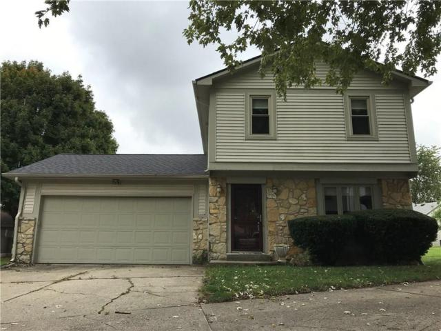 7541 Eagle Valley Pass, Indianapolis, IN 46214 (MLS #21530124) :: The Evelo Team
