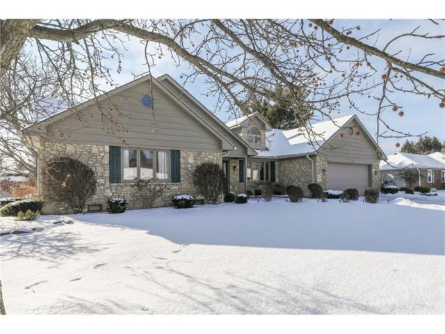 885 W Ashbourne Lane, Greenwood, IN 46142 (MLS #21530173) :: The ORR Home Selling Team