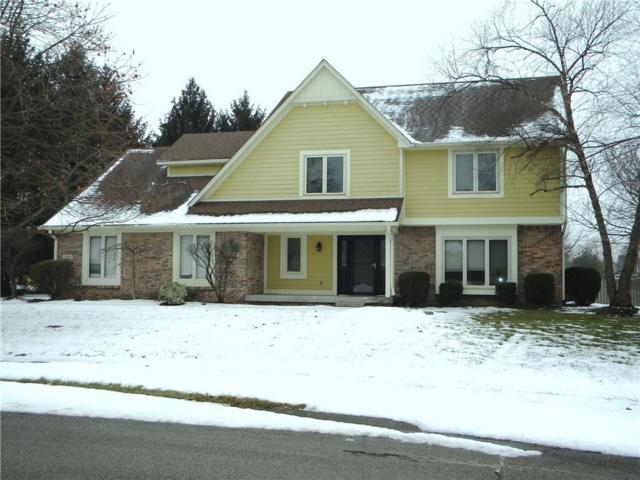 3348 Foster Ridge Lane, Carmel, IN 46033 (MLS #21530244) :: Heard Real Estate Team