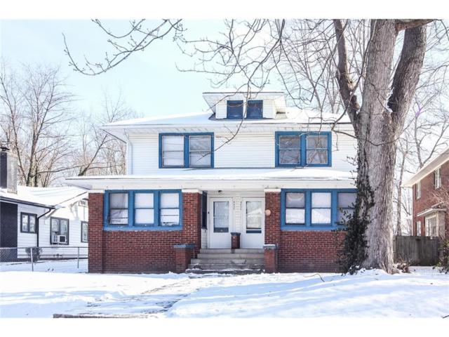 4235 Broadway Street, Indianapolis, IN 46205 (MLS #21537408) :: Indy Scene Real Estate Team