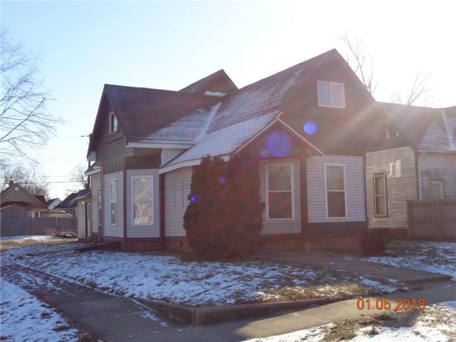 1453 Pearl Street, Columbus, IN 47201 (MLS #21539408) :: The ORR Home Selling Team