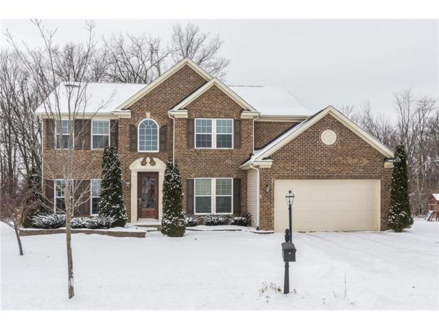 12254 Wheathill Pass, Fishers, IN 46037 (MLS #21539759) :: The Evelo Team