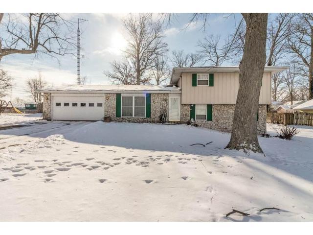 406 E Jackson Street, Farmland, IN 47340 (MLS #21539827) :: The ORR Home Selling Team