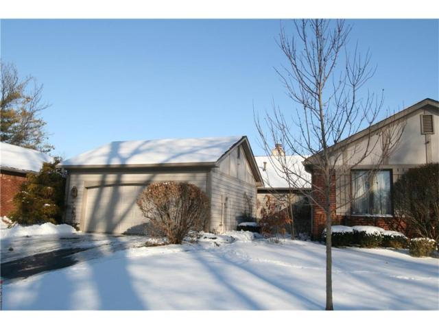3448 Admiralty Lane, Indianapolis, IN 46240 (MLS #21539862) :: The Evelo Team