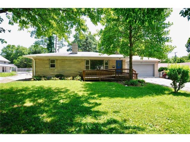 631 N Rangeline Road, Carmel, IN 46032 (MLS #21539922) :: Indy Scene Real Estate Team