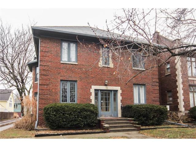 1404 Broadway Street E, Indianapolis, IN 46202 (MLS #21539933) :: Indy Scene Real Estate Team