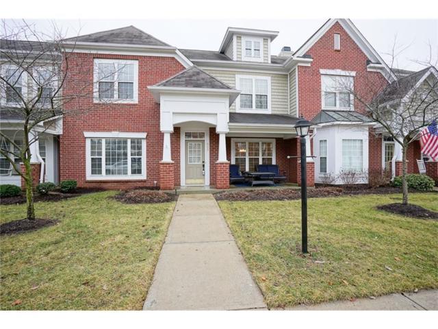 665 Bucksport Lane, Westfield, IN 46074 (MLS #21540135) :: The ORR Home Selling Team