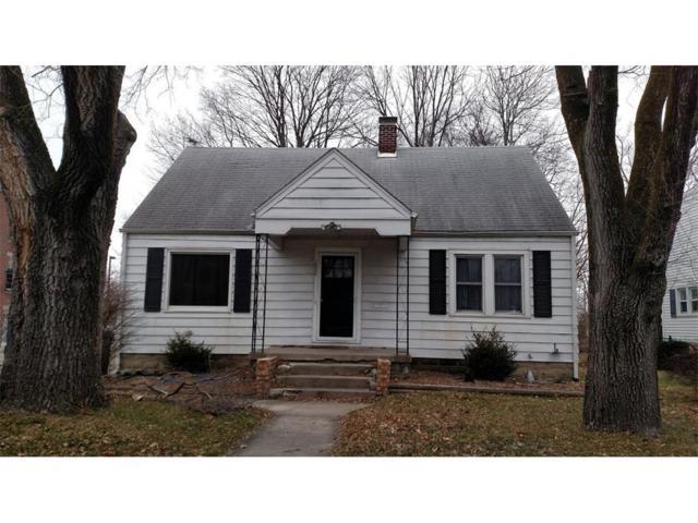 1920 E 5 Th Street, Anderson, IN 46012 (MLS #21540145) :: Indy Scene Real Estate Team