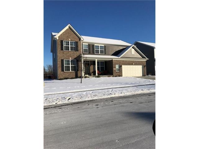281 Dovetree Drive, Danville, IN 46122 (MLS #21540154) :: Heard Real Estate Team