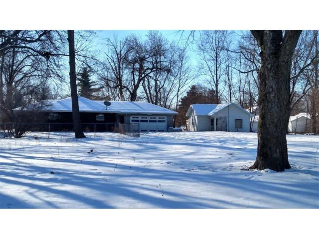 2103 & 2103 1/2 E 4th Street, Anderson, IN 46012 (MLS #21540222) :: The ORR Home Selling Team