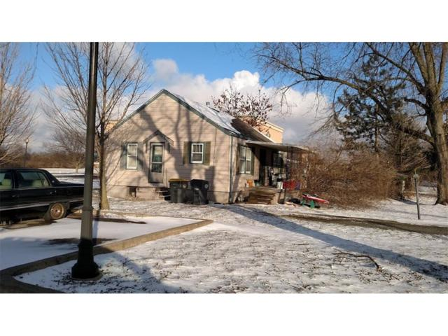 1910 E 4th Street, Anderson, IN 46012 (MLS #21540226) :: The ORR Home Selling Team