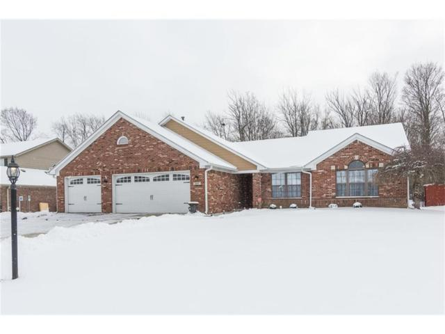 10103 Ironway Drive, Indianapolis, IN 46239 (MLS #21540233) :: The Evelo Team