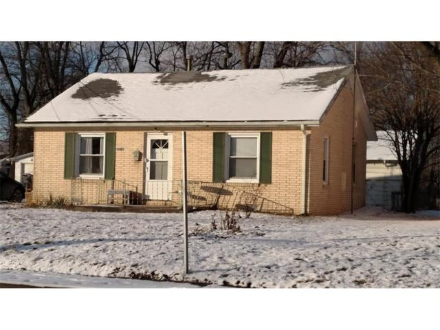 2012 E 5th Street, Anderson, IN 46012 (MLS #21540242) :: The ORR Home Selling Team