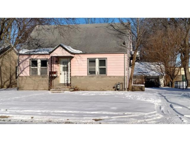 2114 E 5th Street, Anderson, IN 46012 (MLS #21540250) :: The ORR Home Selling Team