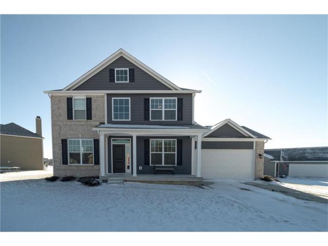 145 Stamford Drive, Pittsboro, IN 46167 (MLS #21540320) :: Heard Real Estate Team