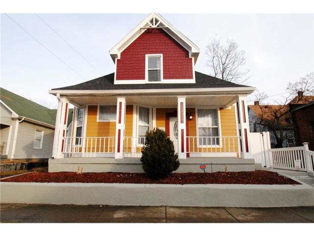 1049 S State Avenue, Indianapolis, IN 46203 (MLS #21540358) :: Indy Scene Real Estate Team