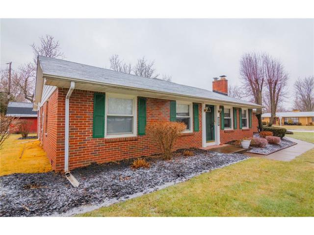 2007 Ivy Drive, Anderson, IN 46011 (MLS #21540371) :: The ORR Home Selling Team
