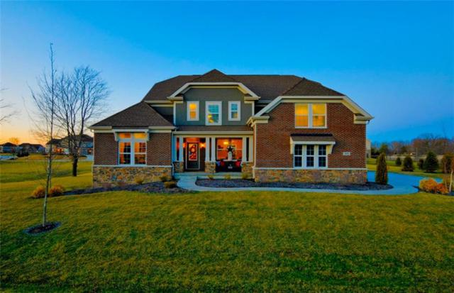 3670 W 141st Street, Carmel, IN 46074 (MLS #21540448) :: Mike Price Realty Team - RE/MAX Centerstone
