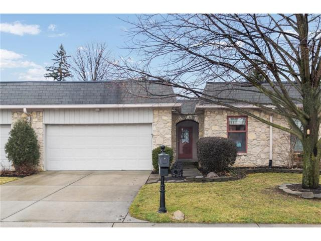 1050 Carters Grove, Indianapolis, IN 46260 (MLS #21540530) :: Indy Scene Real Estate Team