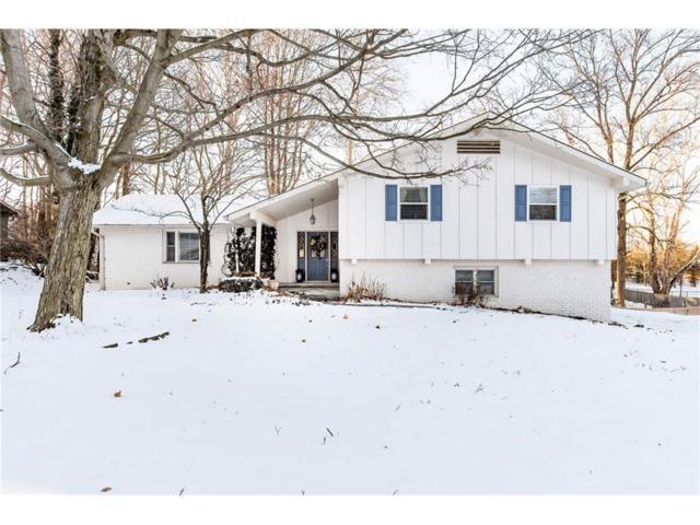 150 Beechmont Drive, Carmel, IN 46032 (MLS #21540671) :: Heard Real Estate Team