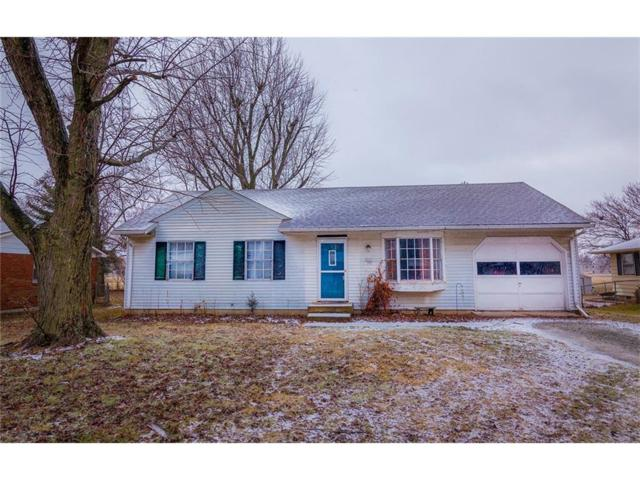 5 S Coventry Drive, Anderson, IN 46012 (MLS #21540747) :: The ORR Home Selling Team