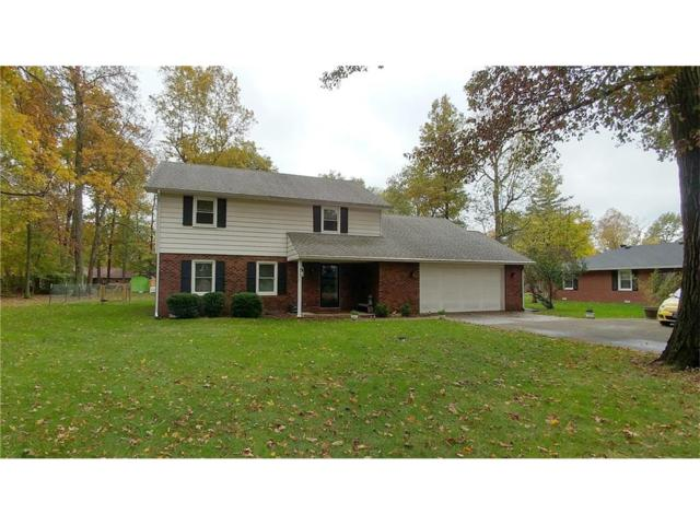 3927 Colbrook Road, Anderson, IN 46012 (MLS #21540883) :: The ORR Home Selling Team