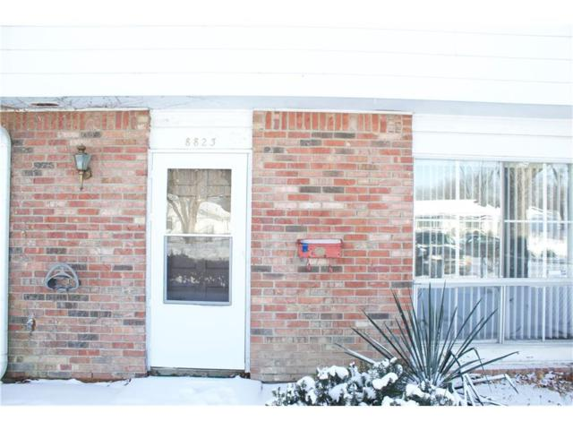 8823 Bel Air Drive, Indianapolis, IN 46226 (MLS #21540924) :: FC Tucker Company